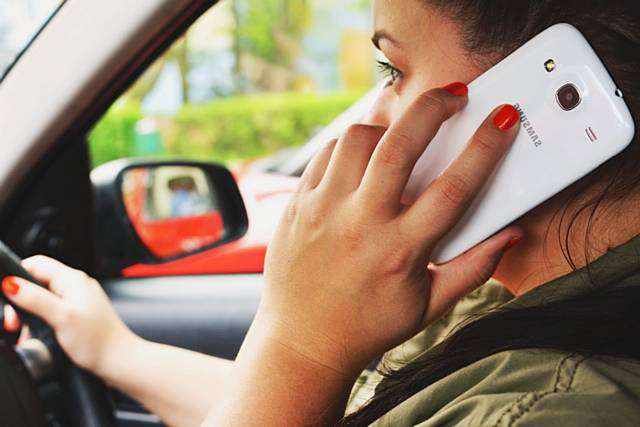 North West roads top for mobile phone offenders