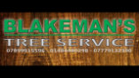 Blakemans Tree Service  Logo
