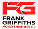 Frank Griffiths Motor Engineering  Logo