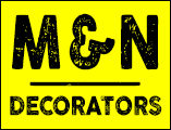 M & N Decorators Logo