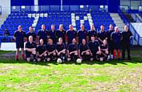 2010 Cup Final Squad