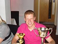 2010 Player of the year: Dave Bates