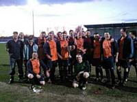 ADSFL Premier Division Cup Winners 2010