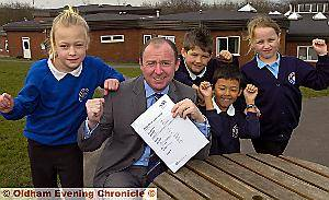 Oldham News News Headlines Top Marks For Primary