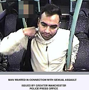 Picture issued by Greater Manchester Police.