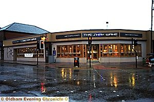 Wetherspoon�s new pub in Shaw