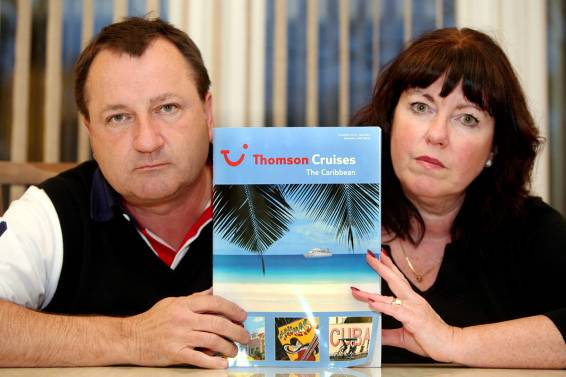 Oldham News News Headlines Dream Cruise Turns Into A Nightmare - The thomson dream cruise ship
