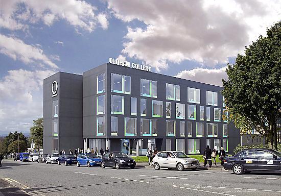 Oldham News News Headlines Happy Campus At College