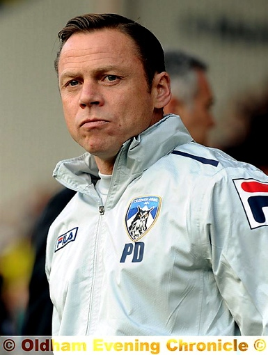 Paul Dickov: admires opponent�s dedication to the game