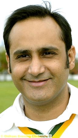 Oldham skipper Zafar Jatoi: �We intend to continue and play in the CLL.�