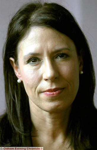 APPALLED: MP Debbie Abrahams had to delay her mother's funeral after airline blunders left her United Airlines flight on the Tarmac