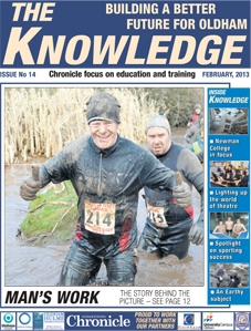 The latest edition of The Knowledge
