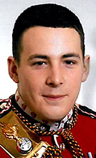 Murdered soldier Lee Rigby