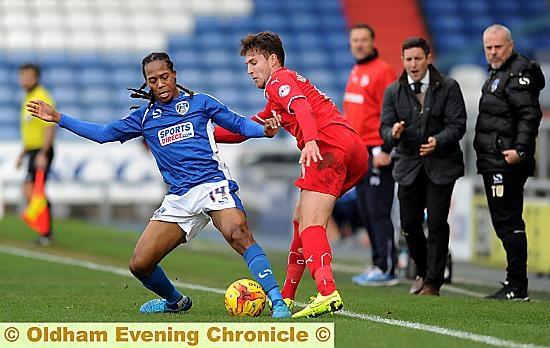 Oldham Athletic News