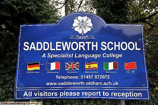 Saddleworth School: the controversy continues