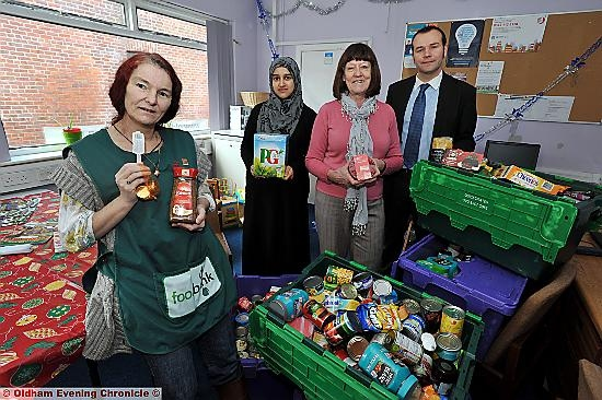 Oldham News News Headlines Council Harvest A Bumper