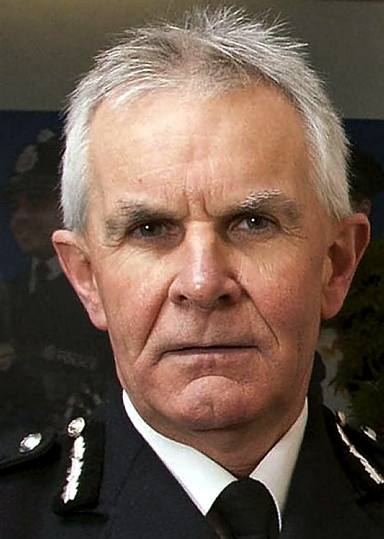 Sir Peter Fahy, Chief Constable for Greater Manchester