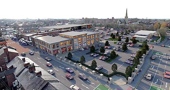 NEW Royton precinct - deliberate delay proposal.