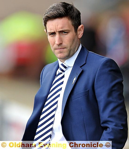 Boss Lee Johnson says the fans will have been �frustrated� after Athletic conceded an injury-time equaliser at Crewe on Saturday.