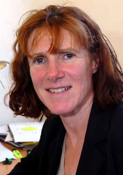 STEPPING down from her post as head teacher, Sarah Calvert