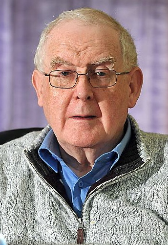 Councillor Hugh MacDonald