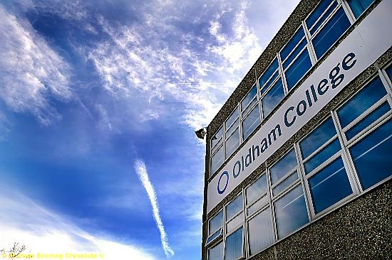 Oldham College: certificate problem