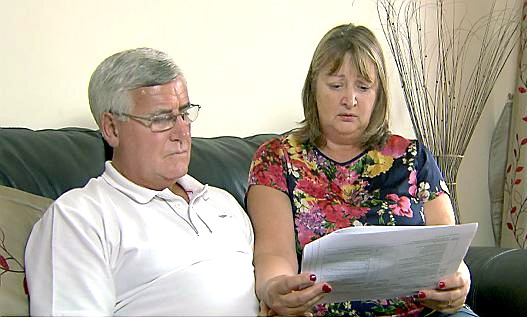 Danny Fitzsimons�s father Eric and stepmother, Liz read the report. The BBC documentary claims that security firm G4S was aware of crucial screening failures months before Danny murdered two colleagues in Iraq