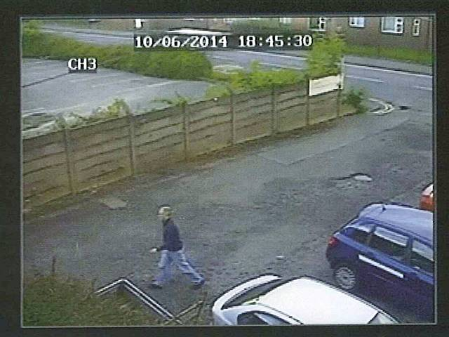 POLICE have released an image of a man they want to speak to in connection with an indecent exposure in Ashton.