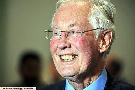 Michael Meacher, pictured last year by Darren Robinson
