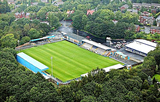 Oldham RL will play their home games at Stalybridge Celtic's Bower Fold next season