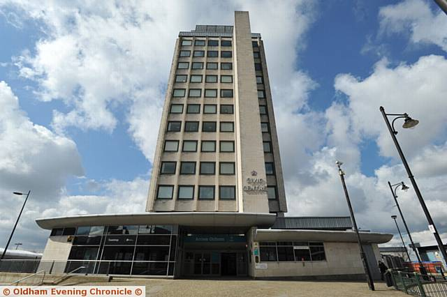 Oldham Civic Centre