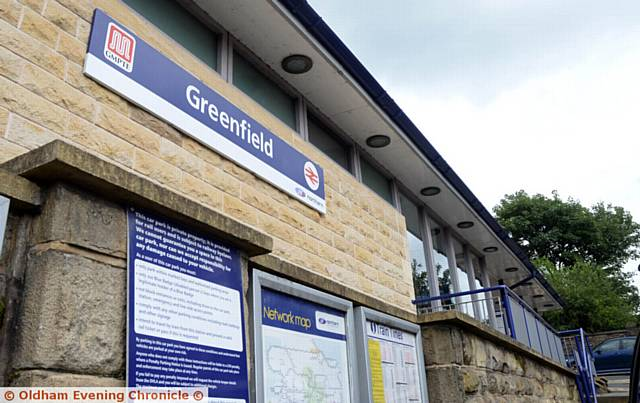 GREENFIELD station
