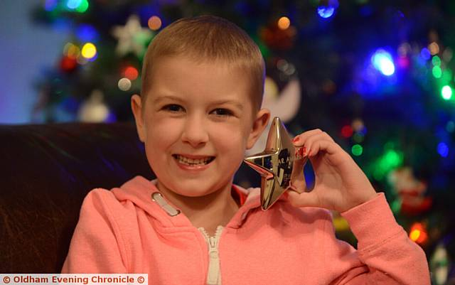 A Star For Christmas.Oldham News News Headlines A Star Is Not Just For