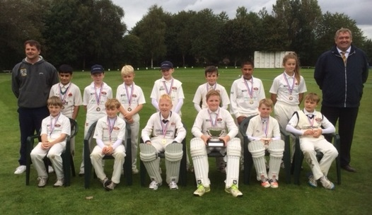 Oldham District Triumph in U11 Bob Hurst Rosebowl Trophy