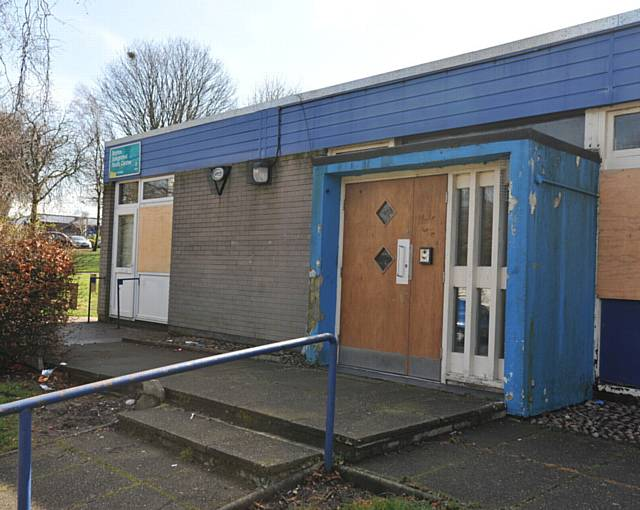 SURGERY plans . . . Former Royton Youth Centre in Royton could be turned into a GP surgery