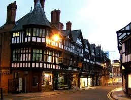 The historical City of Chester