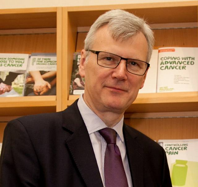 Chief executive of Pennine Acute Hospitals NHS Trust Sir David Dalton said £30million will be invested in frontline staff as part of the trust's improvement journey.