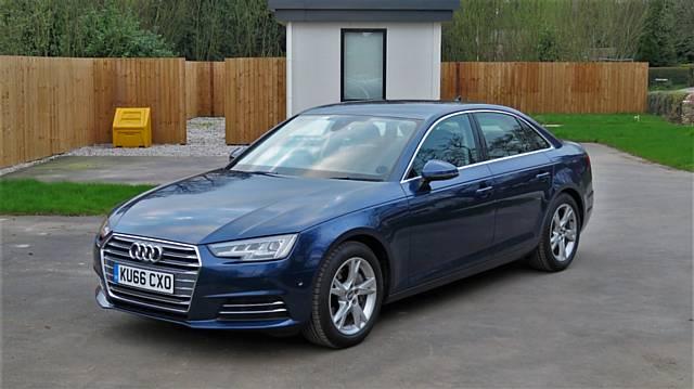 Oldham News Reviews News Audi A Saloon Ultra TDI PS - Audi car job vacancy