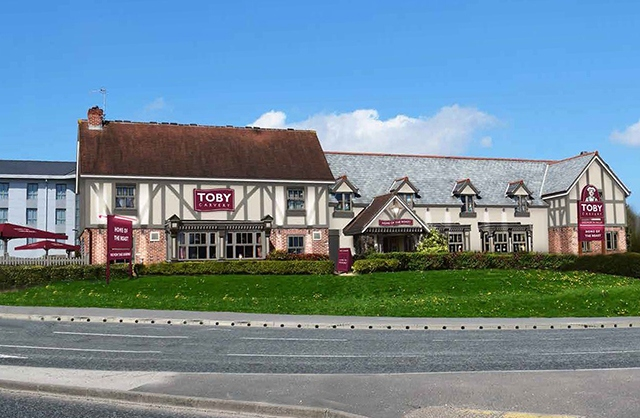 How the refurbished Toby Carvery at Dodworth Valley will look