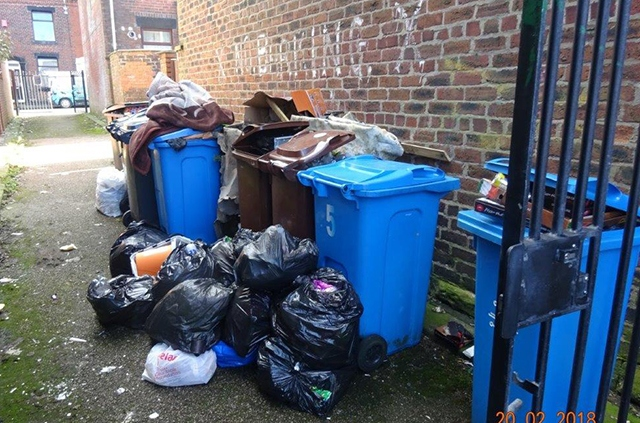Council prosecutes 'selfish' fly-tippers