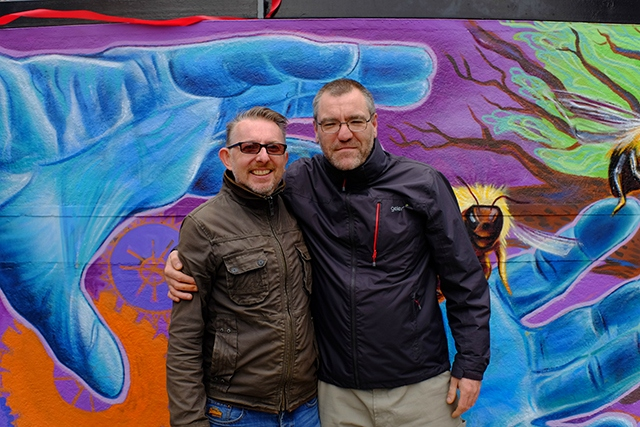 Cookie's Doodle on Ducie Street proves a huge hit