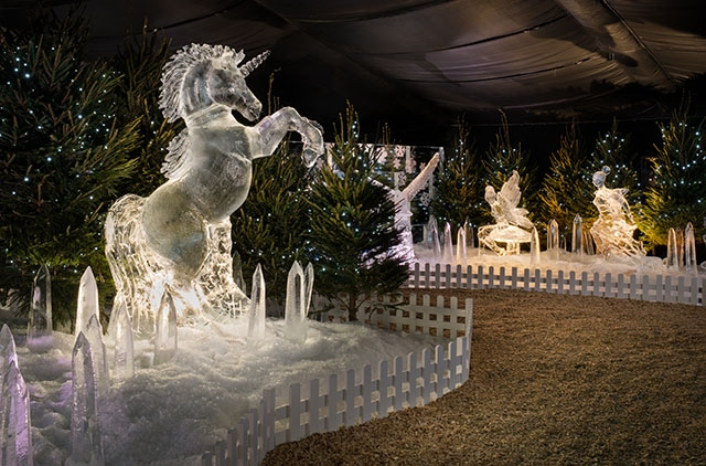 WIN a family ticket to Manchester's Ice Village spectacular!