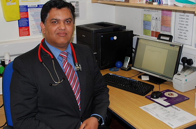 Councillor Zahid Chauhan, Cabinet Member for Health and Wellbeing