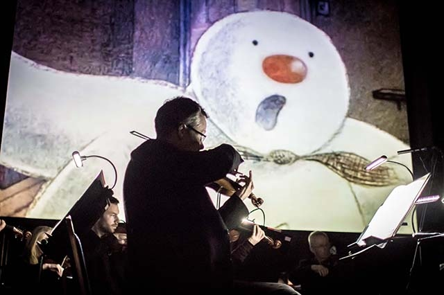 The Snowman returns to Oldham on December 10