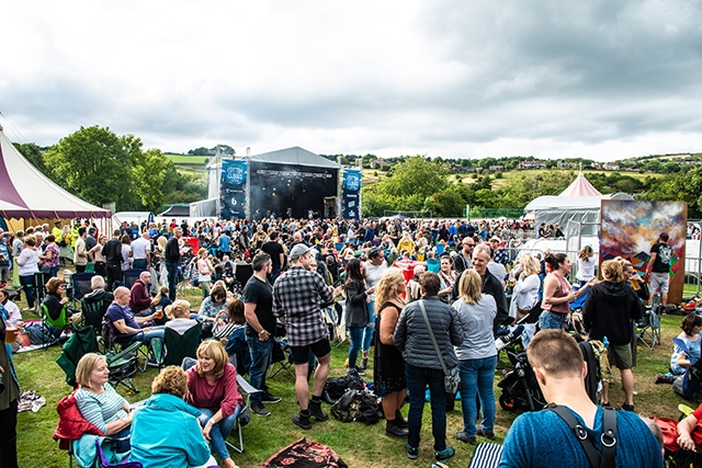 The third Cotton Clouds festival takes place at the same Saddleworth Cricket Club site on Friday and Saturday, August 16 and 17, 2019