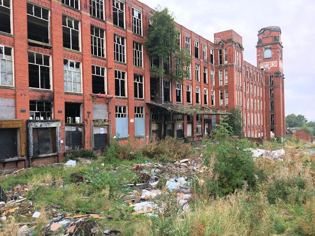 oldham news main news iconic oldham building could be. Black Bedroom Furniture Sets. Home Design Ideas