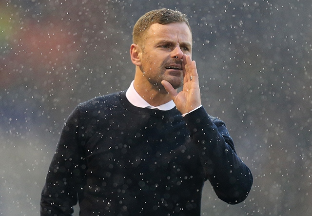 Athletic manager Richie Wellens saluted his players' application