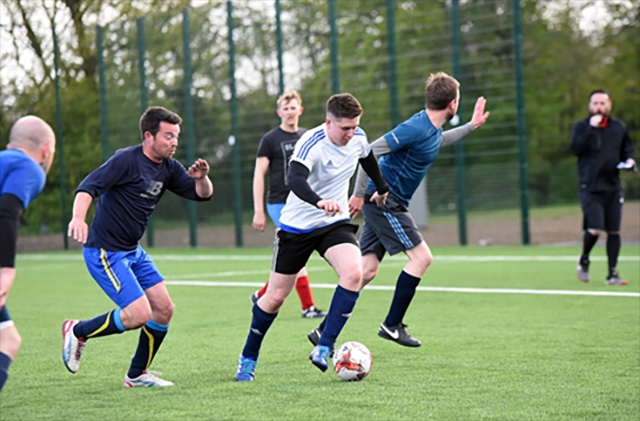 Get stuck into the Football Mundial League at Oasis Academy