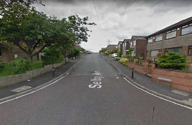 Selby Avenue in Chadderton