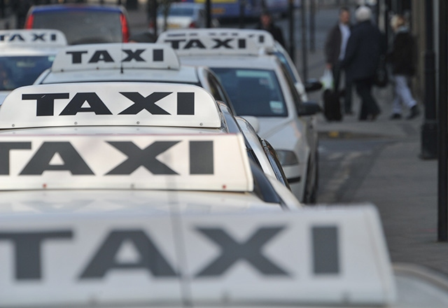 There are 1,300 licensed taxi drivers in Oldham